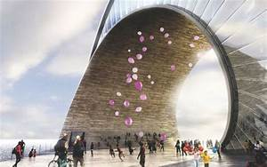 21 Jaw Dropping Architectural Renderings By Bjarke Ingels