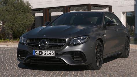 2017 Mercedes-amg E63 S (design)