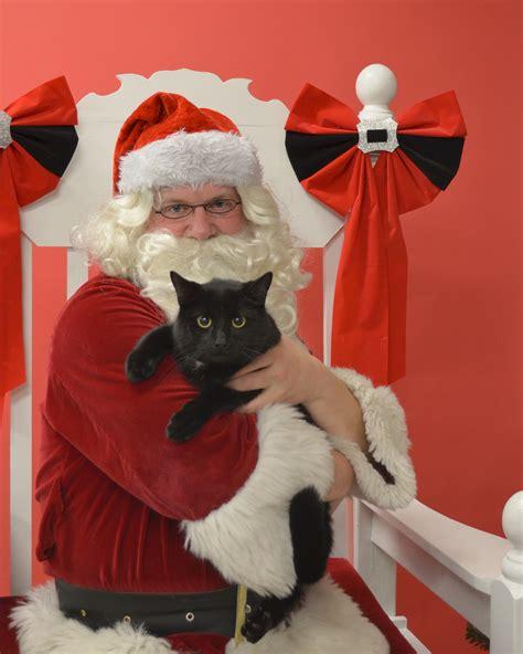Ottawa Humane Society Santa Pet Pics