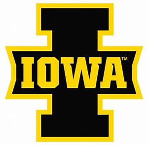 University of Iowa Wall Decals Vinyl Wall Lettering
