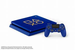 Sony Reveals New Blue PS4 Coming Soon As Limited Edition
