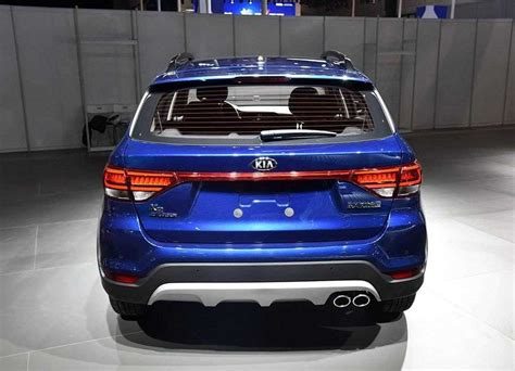 20182019 Kia K2 Cross  Brutal Hatchback Kia Rio Cars