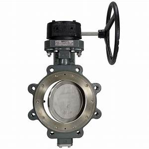 Lcs-7822 - High Performance Butterfly Valve