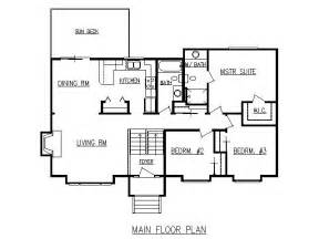 bi level floor plans split level house plans split level floor plans split
