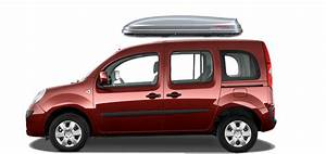 Renault Kangoo Roof Box