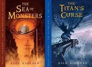 Avid Readeru002639s Musings Book Reviews Percy Jackson Series