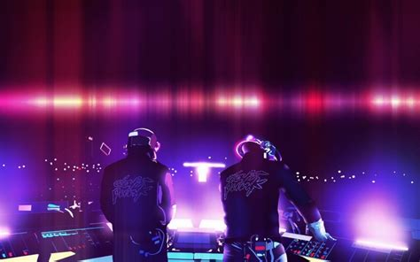 Daft Punk Duo Wallpapers | HD Wallpapers | ID #9223