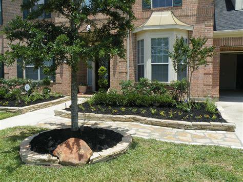 houston landscaping ideas landscaping ideas for front yard houston texas garden post