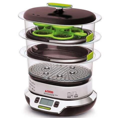cuisine vapeur seb vitacuisine compact seb multicuiseurs et cuit vapeurs