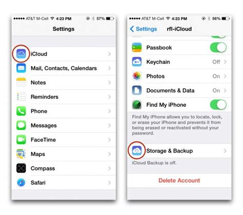 how to access icloud on iphone how to access your notes on icloud