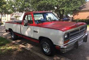 Classic 1986 Dodge D150 Royal Se Pickup For Sale  Detailed Description And Photos