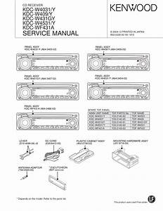 Kenwood Kdc X895 Wiring Diagram