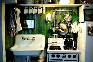 Magasin De Deco Pas Cher : comment amenager une petite cuisine ~ Melissatoandfro.com Idées de Décoration