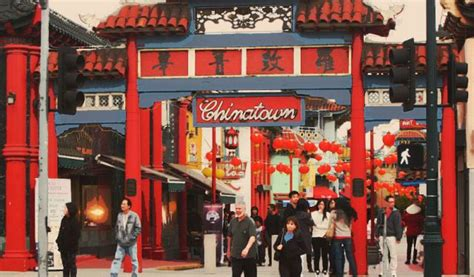 chinatown walk  guided los angeles california