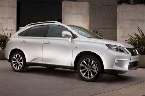 10 Best Used Lexus Models
