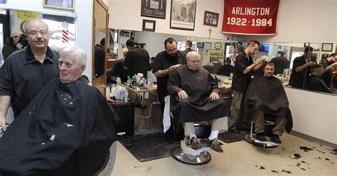 Constable: The hair Arlington Heights barber has seen in