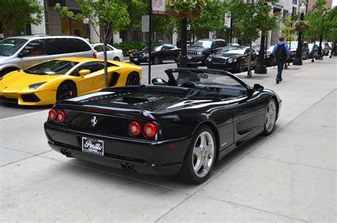 Ferrari f355 berlinetta (permute) 2021, 3.496 cm3, 56 900 km. 1996 Ferrari F355 Spider Stock # B300AAA for sale near Chicago, IL   IL Ferrari Dealer