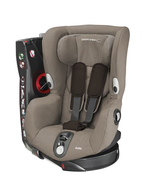 bébé confort axiss earth brown siège auto pivotant au