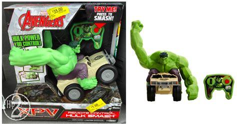 Hulk Smash Remote Control Car Possibly