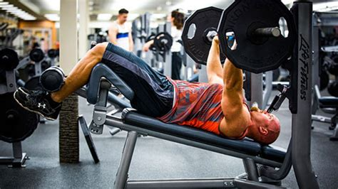 Decline Bench Press by Ditch The Barbell Bench Press T Nation