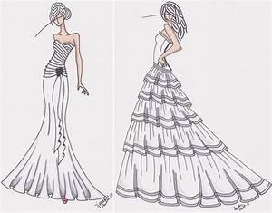 Victorian Dress Sketch Photos   Fashion Belief