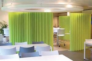 Cloison Acoustique Bureau : cloison de bureau cloisons panneaux acoustiques ~ Premium-room.com Idées de Décoration