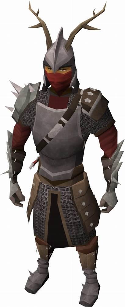 Vanguard Armour Runescape Wiki Wikia