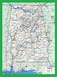 Printable Idaho County Map