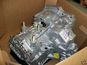 2000 Ford Focus Transmission