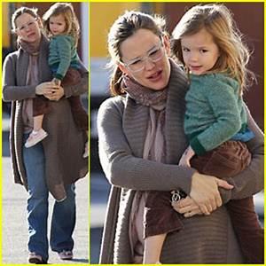 Jennifer Garner: Coffee Run with Seraphina! | Ben Affleck ...