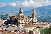 Cathedral in Jaen. Andalusia, Spain — Stock Photo © mmedp ...