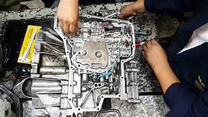 Desmontaje De Filtro De Aceite De Caja Nissan Transversales O Trans-eje - Gamor Cetpro