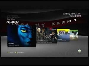 Custom Xbox 360 Dashboard Themes By Speedynady YouTube