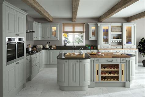 light blue grey kitchen cabinets
