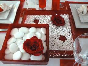 dã coration de table mariage indogate idee deco cuisine et blanc