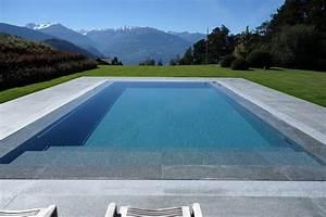 prix piscine miroir ll17 jornalagora With piscine miroir a debordement 10 piscine semi enterree piscines carre bleu
