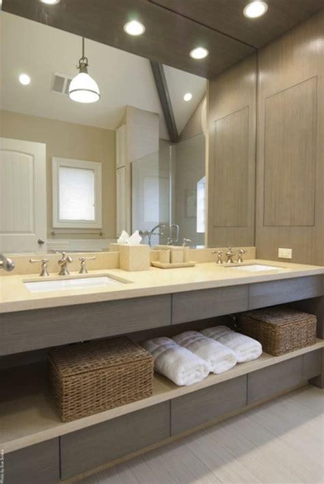 gray double vanity contemporary bathroom ami designs