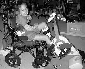 A Child With A Spinal Cord Injury Using The Functional