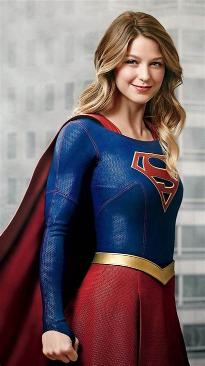 Supergirl Iphone Benoist Melissa Wallpapers Wallpaperaccess 6s