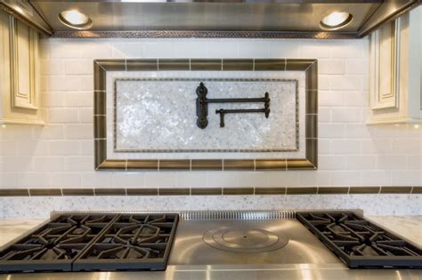 top  kitchen backsplash ideas  costs  sq ft