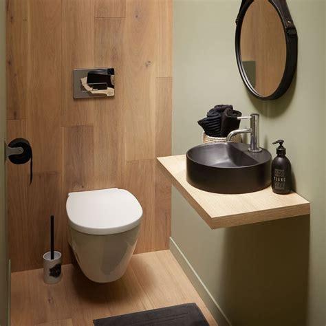 id 233 e d 233 coration salle de bain plan de toilette avec le lave mains en r 233 sine noir listspirit