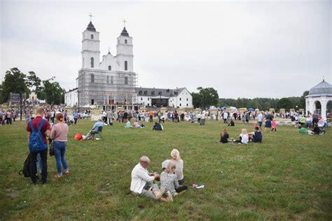 Aglonas bazilikā varēs pulcēties līdz 3000 personu; būs ...