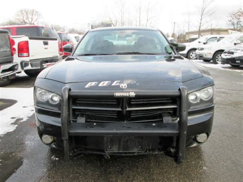 2b3aa4ct7ah248503   10 Dodge Charger Police Pursuit
