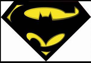 Batman & Superman Logo | Super heroes - ClipArt Best ...