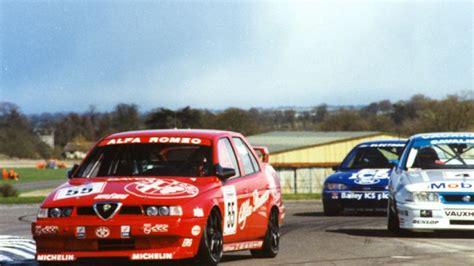 road cars  touring car racing alfa romeo