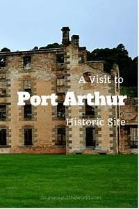 A visit to Port Arthur Historic Site in Tasmania Australia ...