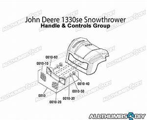 Troubleshooting A Broken Headlight On John Deere 1330se Snow Blower