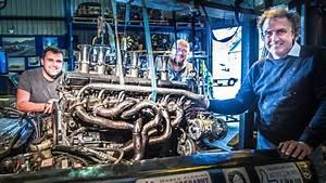 The Racing Engine Comes Out My Jaguar Xjs V12  Vlog21