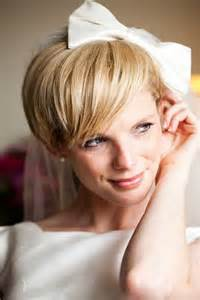 Modern Wedding Hairstyles Short Hair