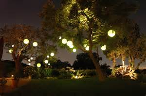 triyae backyard lighting various design